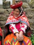 Traditional Andean Clothes