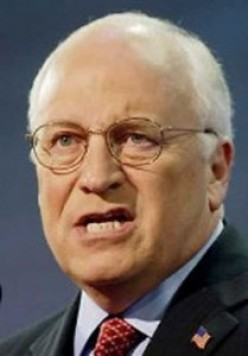 President Obama VS. FVP Dick Cheney on national security.
