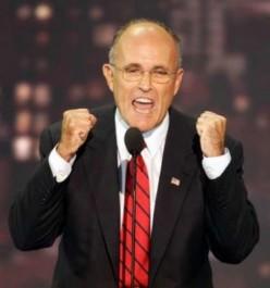 Rudy Giuliani is a Neocon Hawk