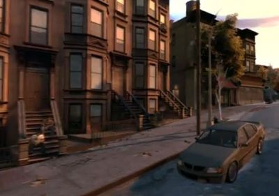 Liberty City: Beautifully Dirty and Grungy