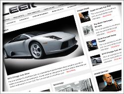 Wordpress Sleek Theme