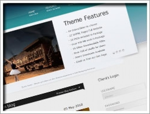 Wordpress Anytime Theme