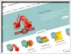 Wordpress Botique Theme