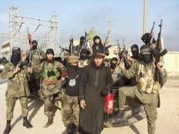 Terrorist group Isis