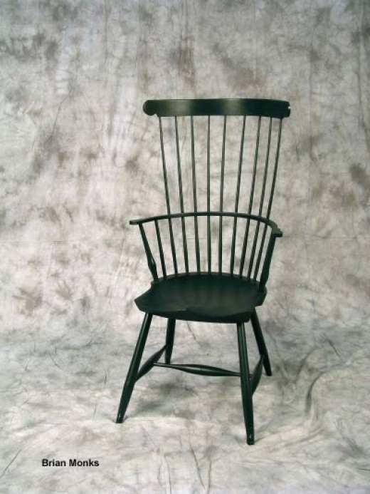 Authentic Windsor Chairs A Guide To Identifying Antique