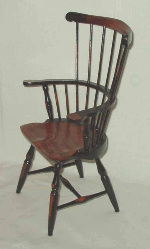 Windsorchairs on Nantucket Rocking Chair