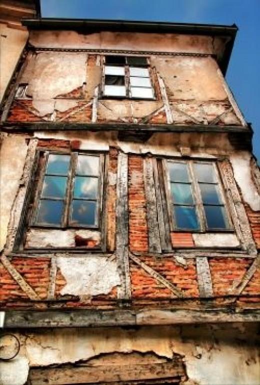 Property Needing Renovation