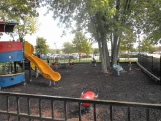 Clay Terrace Playground