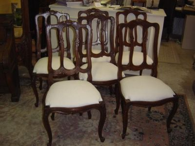 Louis XV Fauteuils Chairs French Painted - A Photo Guide To Antique Chair Identification Dengarden