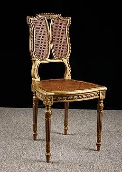 a photo guide to antique chair identification dengarden find value of antique  furniture louis xvi style giltwood caned chairs. Find Value Of Antique Furniture   Antique Cast Aluminum Patio
