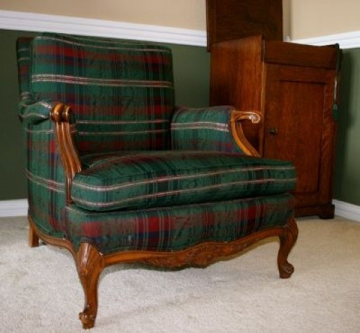 A Guide To Identifying Your Home D�cor Style: A Photo Guide To Antique Chair Identification