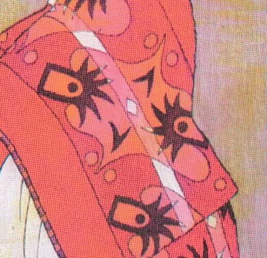 Blanket wrap design for Sotho women