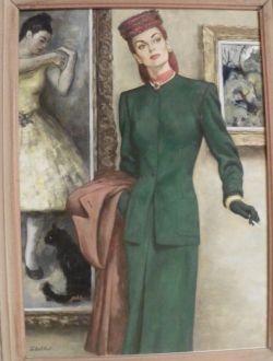 Ben Stahl, In the Museum