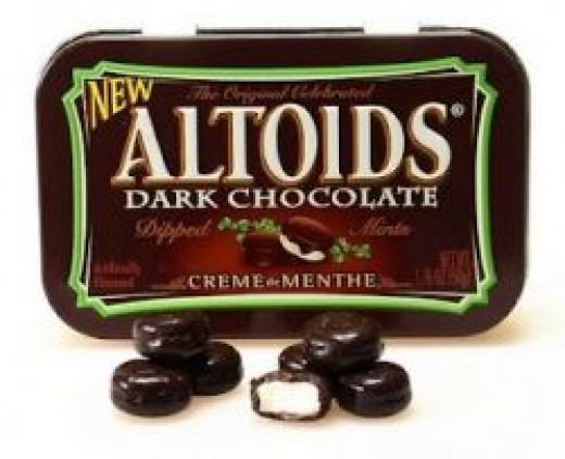Altoids Dark Chocolate