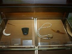 Hainan minorities bone utensil manufacture