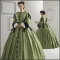 How-To Wear Civil War Era Dresses