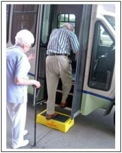 Safe Step stools for Seniors