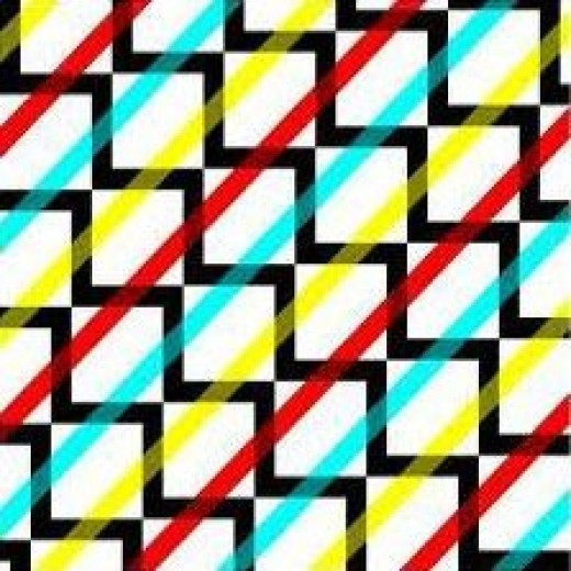 Let's try a repeating pattern on these lines