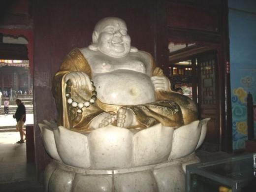 Big-belly Arhat