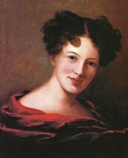 Sarah Miriam Peale, Self Portrait