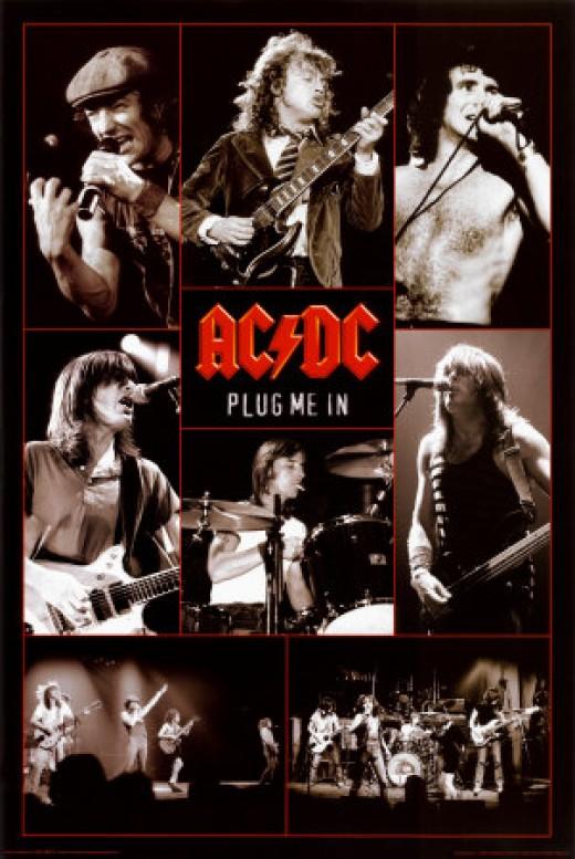 AC/DC at AllPosters.com
