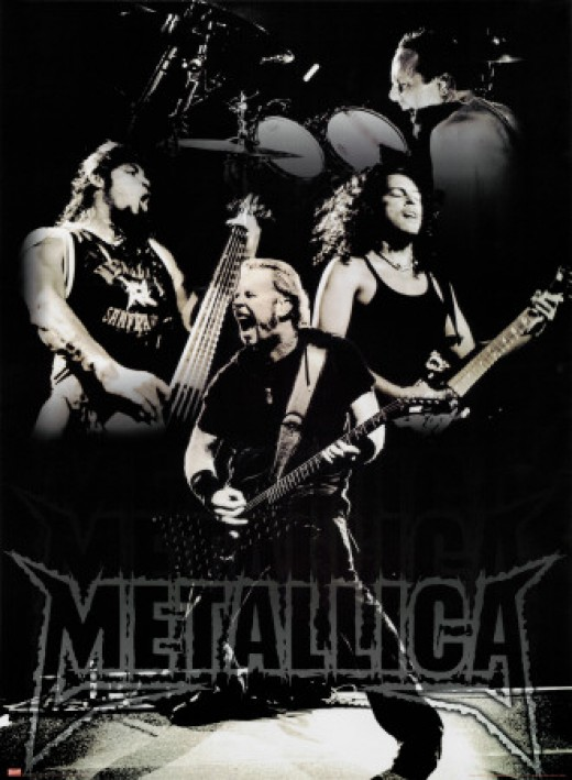 Metallica at AllPosters.com