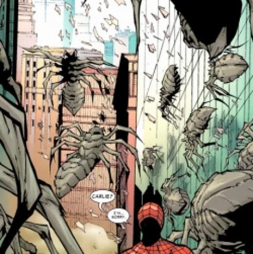 Amazing Spider-Man #670, excerpt