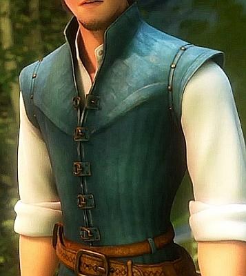 Flynn's leather vest