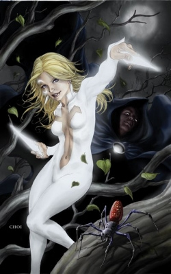 Spider-Island: Cloak and Dagger #1: CoverArt