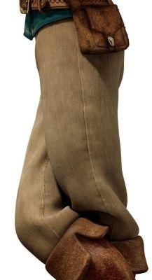 Pants sideseam