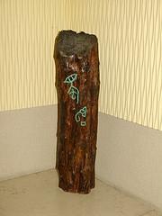 Sanxingdui Wood Carving