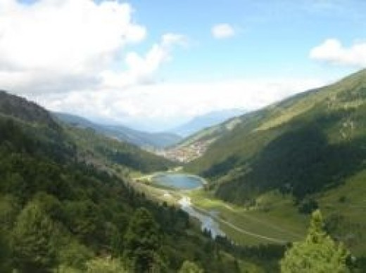 Personal Photo of the Tueda Natural Reserve