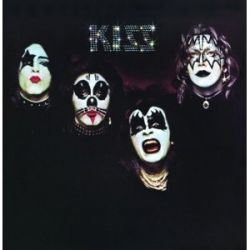 KISS Self-Titled Album