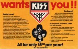 Join The KISS Army
