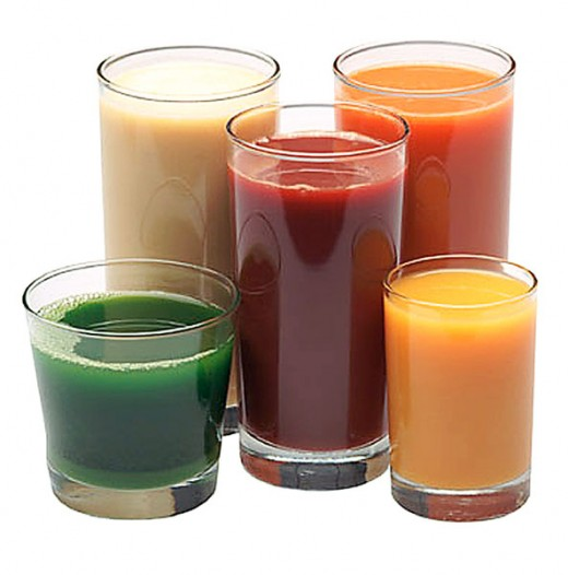 some great juice recipes are given below