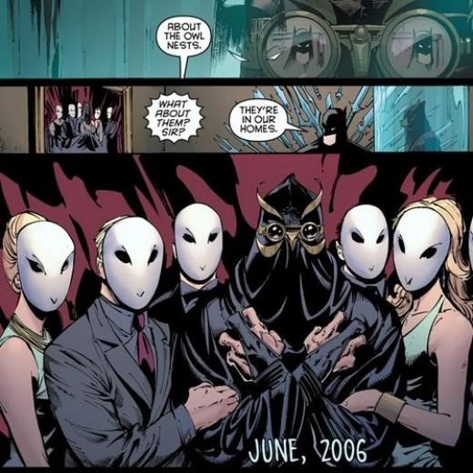 Batman #3, excerpt