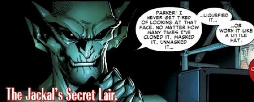 Amazing Spider-Man #668, excerpt