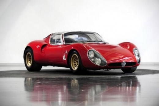 This exotic Alfa Romeo has been big hit with collectors.