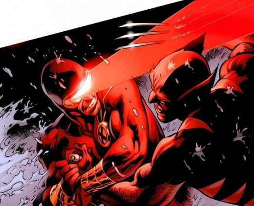 X-Men: Schism #4, excerpt