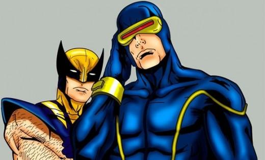Cyclopse vs. Wolverine