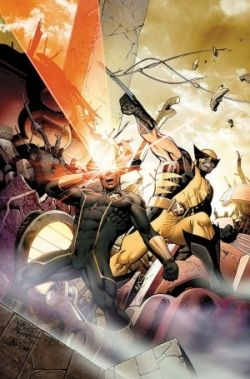 X-Men Schism #1 (And Titles related to the event)
