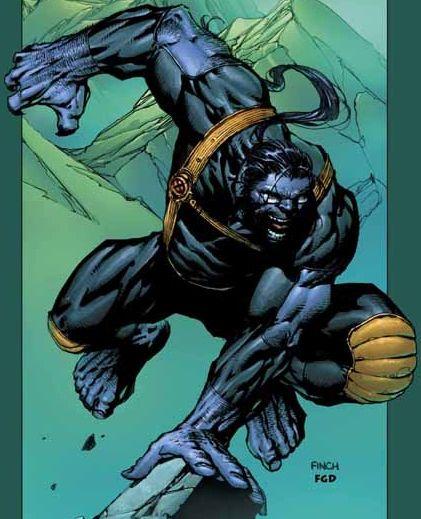Hank McCoy, The Beast