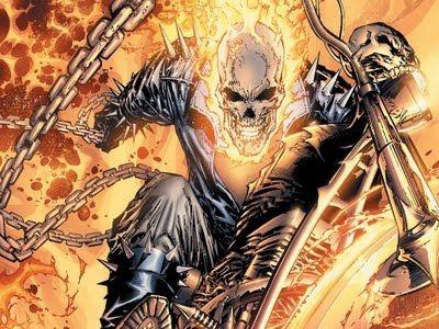 The Ghost Rider, Spirit of Vengeance