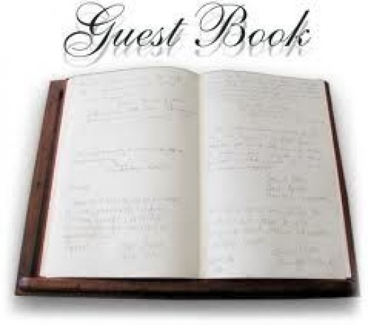 The Guestbook Module