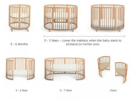 Stokke Sleepi Crib system