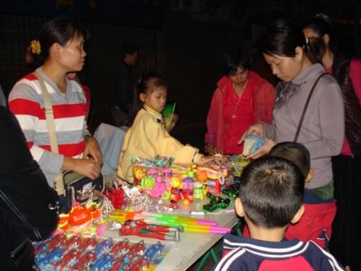 Fucheng (Haikou) Lantern Festival Trinkets