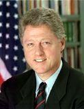 President W.J. (Bill) Clinton
