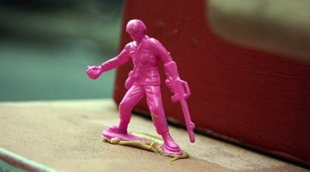 pink hero