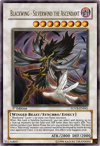 Blackwing - Silverwind the Ascendant