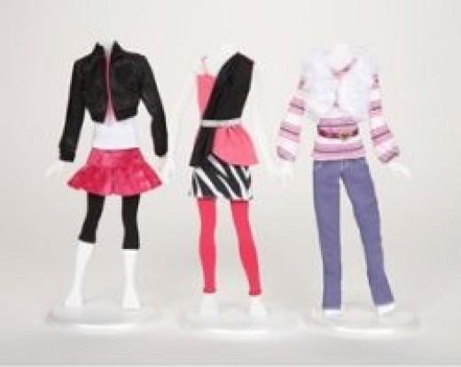 Liv Dolls Fashion